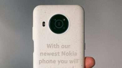 نوكيا اكس 10 - Nokia X10 يظهر في ملصق ترويجي مع كاميرا رباعية دائرية!