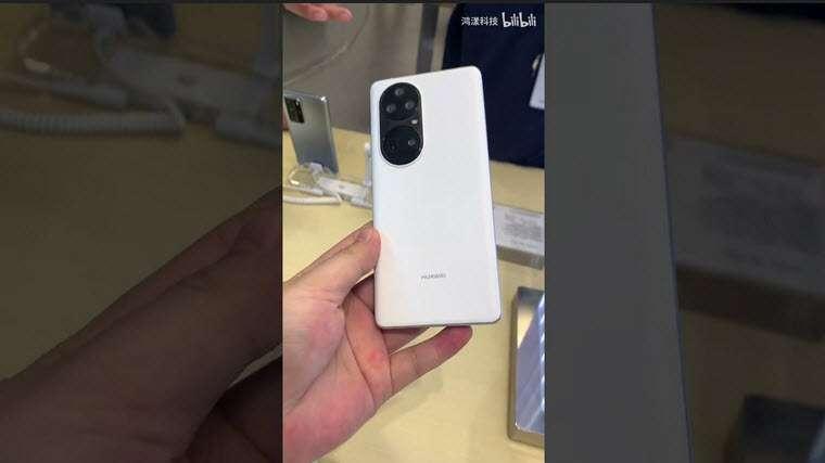 هواوي بي 50 برو - Huawei P50 Pro يظهر في فيديو جديد يكشف تفاصيل مثيرة