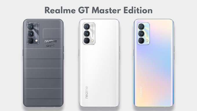 سعر ومواصفات ريلمي جي تي ماستر Realme GT Master رسميًا