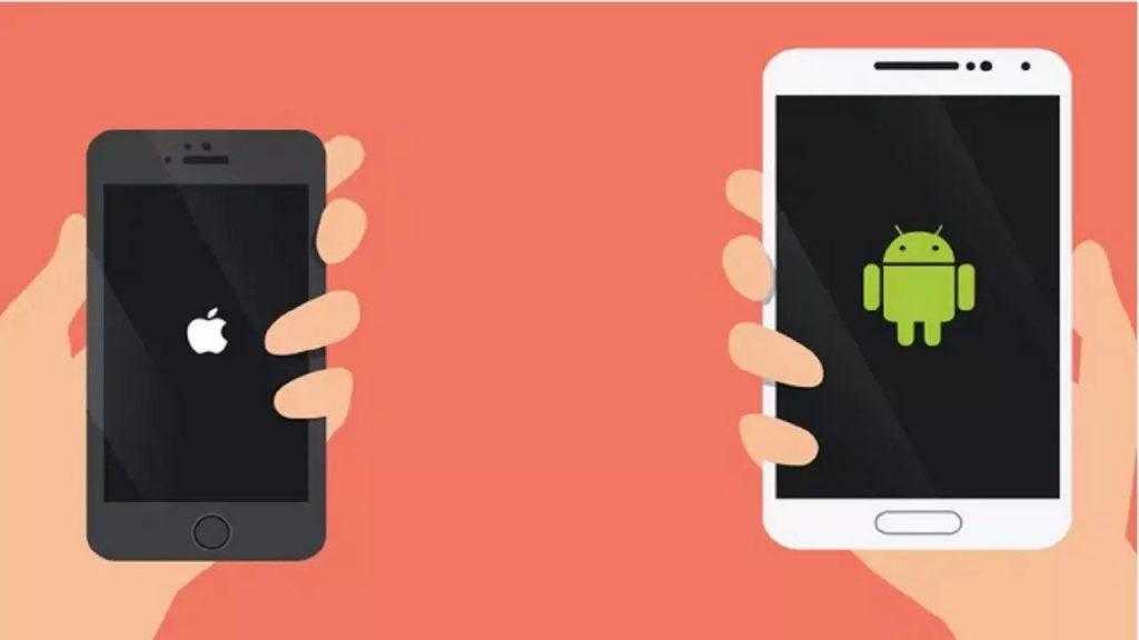 نقل الاسماء والصور والتطبيقات من الايفون الى الاندرويد سيصبح متاحًا بتطبيق جديد من جوجل
