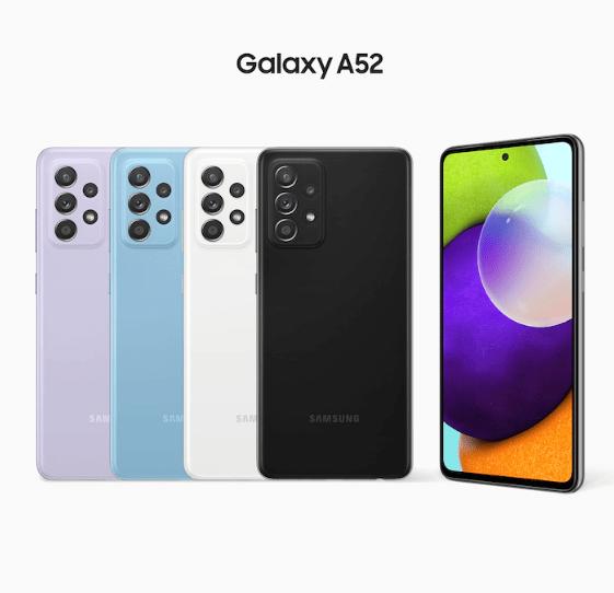 سعر جالكسي اى 52 اس - Galaxy A52s بحسب آخر التسريبات