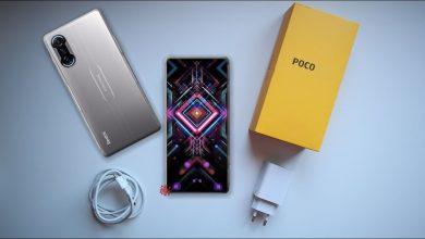 بوكو اف 3 جي تي POCO F3 GT يأتي بمعدل عينات عالي اللمس الأول من نوعه!