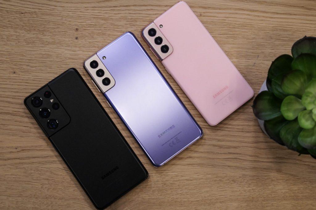 سامسونج جالكسي اس 21 – Galaxy S21 سيتوفر بخيارات ألوان جديدة قريبًا!