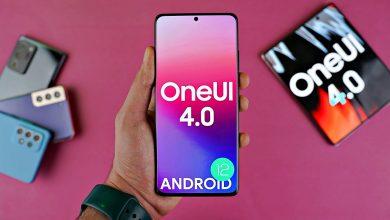تحديث أندرويد 12 وواجهة One UI 4.0