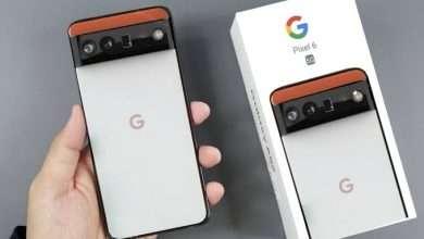 جوجل بكسل 6