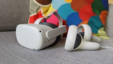 نظارة Oculus Quest 3