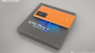 فيفو اكس 70 برو بلس vivo X70 Pro Plus يحصل على شهادة جديدة تقرّب موعد الإطلاق