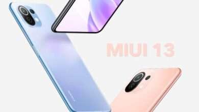 قائمة هواتف شاومي التي ستحصل على واجهة MIUI 13 بعد التعديلات الأخيرة