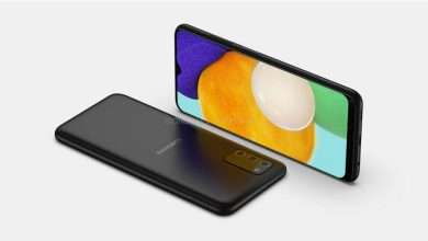 سامسونج جالكسي اى 03 اس - Galaxy A03s الكشف عن السعر وخيارات الألوان