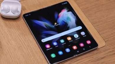 سامسونج جالكسي زد فولد 3 يستخدم شاشة جديدة توفر 3 ميزات هامة .. تعرف عليها