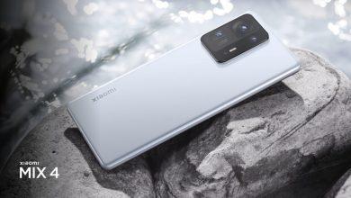 خلفيات شاومي مي مكس 4 - Xiaomi Mi Mix 4 متاحة للتحميل الآن