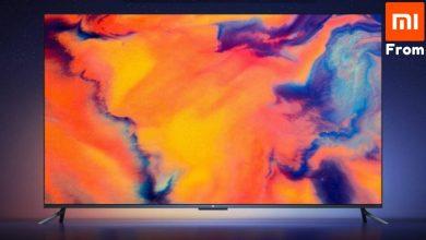 شاومي مي تي في 5 اكس Xiaomi Mi TV 5X قادم بميزة صوت مذهلة