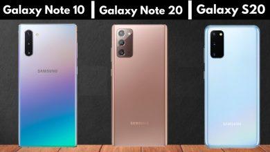 تحديث One UI 3.1.1 يصل جالكسي اس 10 - Galaxy S10 و Galaxy S20 و Galaxy Note 10 و Galaxy Note 20