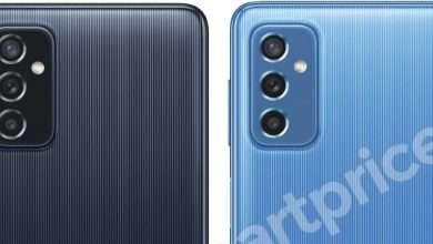 سامسونج جالكسي ام 52 Galaxy M52 5G يظهر لأول مرة في صور حية تكشف مواصفاته وتصميمه