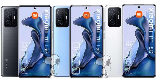 شاومي 11 تي برو - Xiaomi 11T Pro 5G الكشف عن 4 ميزات رئيسية لهواتف السلسلة قبل الإعلان