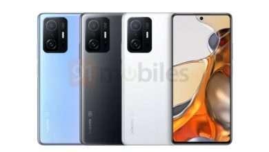 شاومي 11 تي Xiaomi 11T و شاومي 11 لايت 5g ان اي Xiaomi 11 Lite NE الكشف عن موعد الإطلاق عالميًا