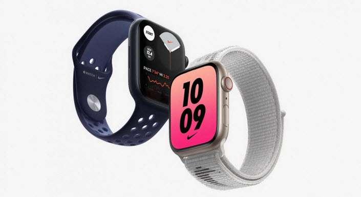 سعر ومواصفات ابل واتش 7 - Apple Watch 7 رسميًا بشاشة أكبر وهيكل أكثر متانة
