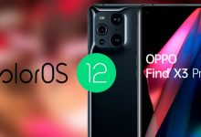 واجهة ColorOS 12 بدء التشغيل لهواتف اوبو OPPO و ون بلس OnePlus
