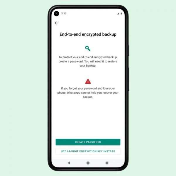 واتساب - WhatsApp سيجعل المحادثات الشخصية أكثر أمانًا من خلال هذه الميزة الرائعة