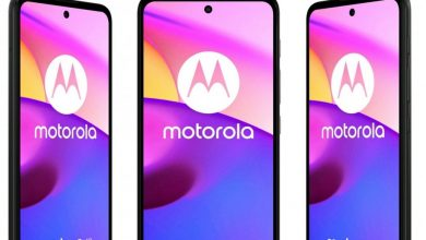 موتو اي 40 - Moto E40 و موتورولا جي بيور Motorola G Pure تسريب الصور قبل الإطلاق
