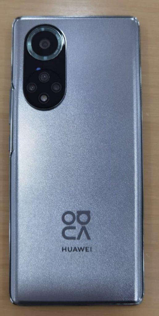 مواصفات هواوي نوفا 9 – Huawei Nova 9 وظهور صور حيّة للهاتف لأول مرة
