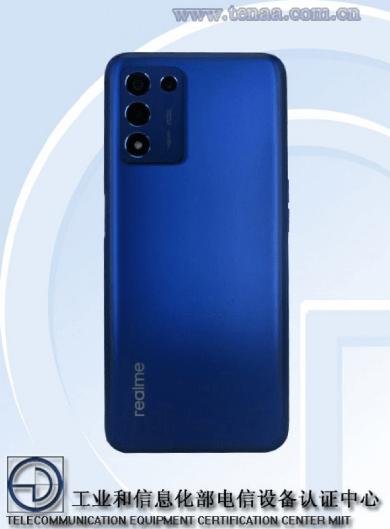 هاتف جديد من ريلمي برقم طراز RMX3461 يظهر على منصة TENAA