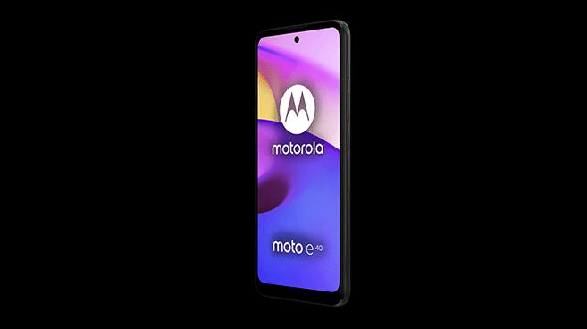 سعر موتو اي 40 - Moto E40 بحسب آخر التسريبات
