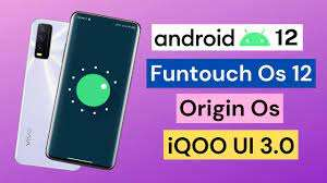 Vivo Android 12 Update - Funtouch Os 12, Origin Os, and iQOO UI 3, Update  List - YouTube