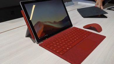 سعر ومواصفات مايكروسوفت سارفيس برو 8 - Microsoft Surface Pro 8 مع عرض Surface Book 4