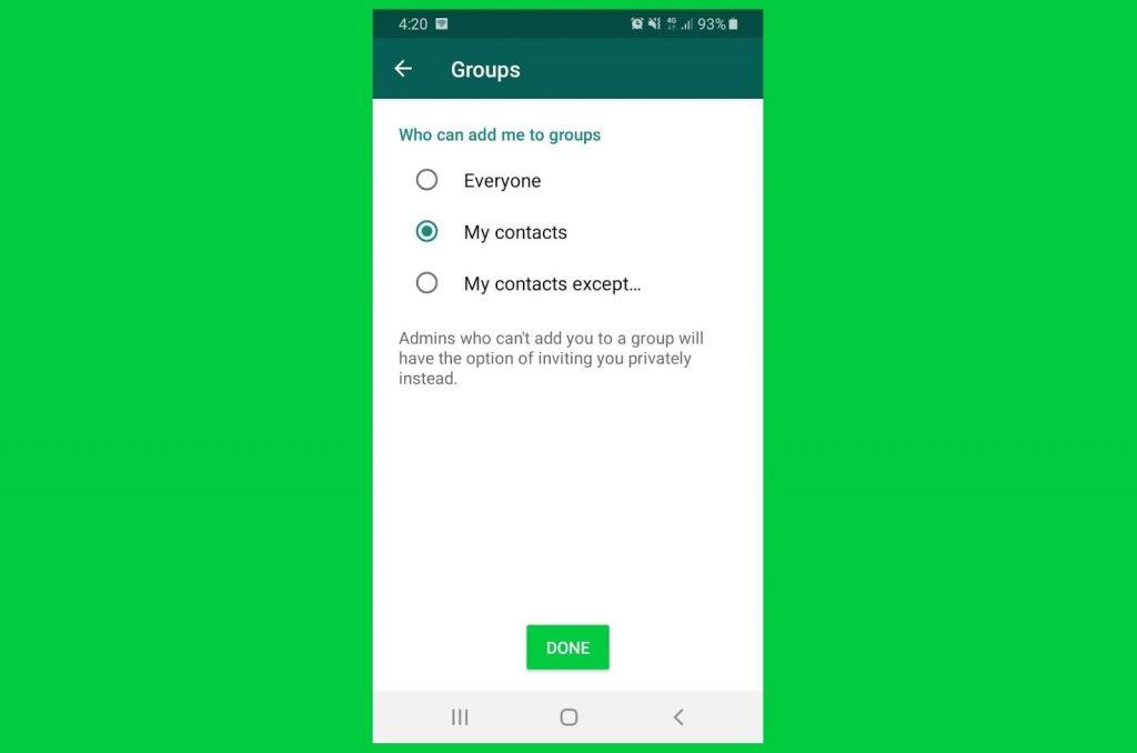 واتساب WhatsApp سيوفّر خيارات جديدة لإعدادات الخصوصية قريبًا