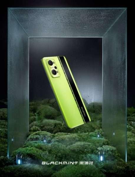 ريلمي جي تي نيو 2 – Realme GT Neo2 سيتوفر بخيار لون جديد وغريب!