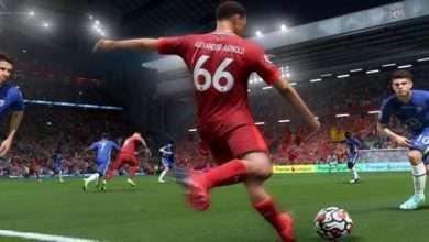 لعبة فيفا FIFA 22