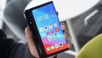 هاتف اوبو القابل للطي 2021
