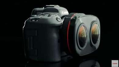 كاميرا كانون EOS R أول كاميرا رقمية في العالم بهذه الميزة