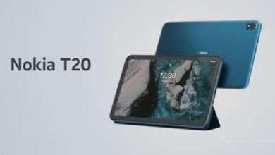 سعر ومواصفات تابلت نوكيا تي 20 - Nokia T20 رسميًا