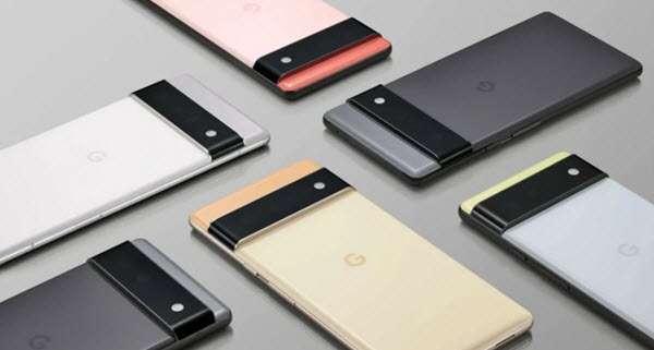 جوجل بكسل 6 - Pixel 6 و جوجل بكسل 6 برو - Pixel 6 Pro .. ما الفرق بينهما ؟ إليكم التفاصيل مع الصور المسربة