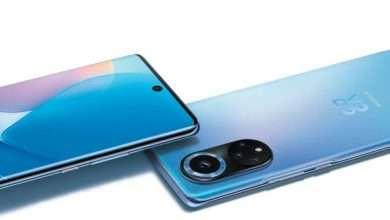 سعر ومواصفات هواوي نوفا 9 – Huawei Nova 9 قبل الإطلاق الوشيك