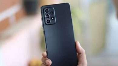 سامسونج جالكسي اى 53 - Galaxy A53 الكشف عن خيارات الألوان