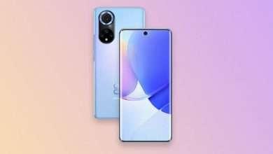 سعر ومواصفات هواوي نوفا 9 – Huawei Nova 9 النسخة العالمية رسميًا بنظام أندرويد 11