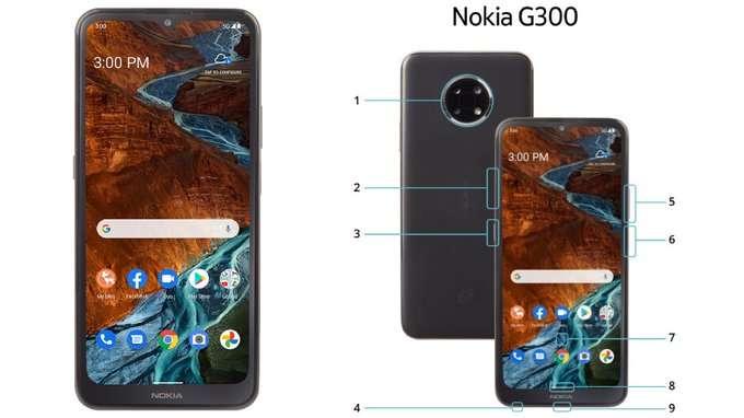 نوكيا جي 300 - Nokia G300 أحدث هواتف الشركة الاقتصادية رسميًا