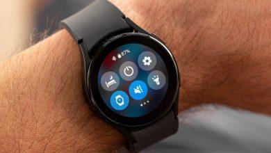 جالكسي ووتش 4 - Samsung Galaxy Watch4 تحصل على تحديث إصلاح الأخطاء