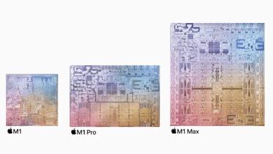 معالج M1 Pro و M1 Max